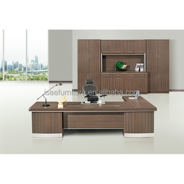 Elegant designed boss tables office furniture executive office table IB001