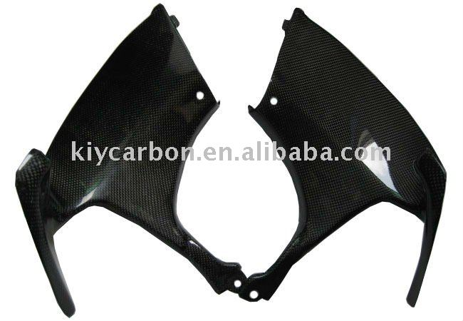 Carbon fiber Suzuki motorcycle fairings