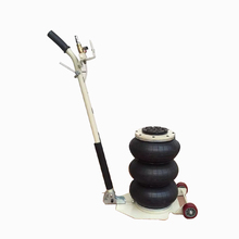 Factory price portable pneumatic car jack