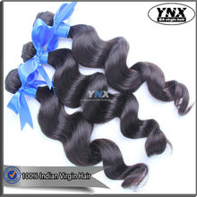 queen like wonderful virgin indian remy loose wave hair extensions, china wholesale unprocessed Indian weave low price alibaba