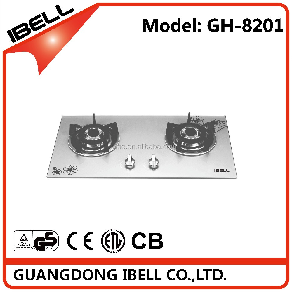 Free Standing Gas Burner Range Commercial Gas Cooker Stove Cooking