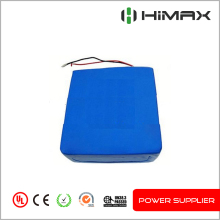 customize rechargeable battery pack 22.2v lipo 5000mah 6s