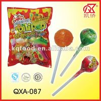 10g Fruit Lollipop Sweet Candy