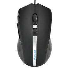 Fashion ESTONE GT-900 USB 6 Buttons 2400 DPI Wired Optical Gaming Mouse for Computer PC Laptop