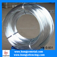 10mm yellow grease steel wire rope galvanized wire rope PVC coated steel wire rope