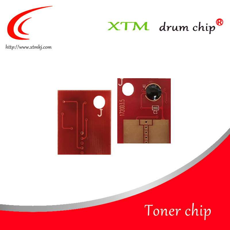Compatible chips for Lexmark X203 X204 X203A11G 2.5K toner chip