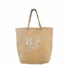 China suppliers unisex jute tote handbags