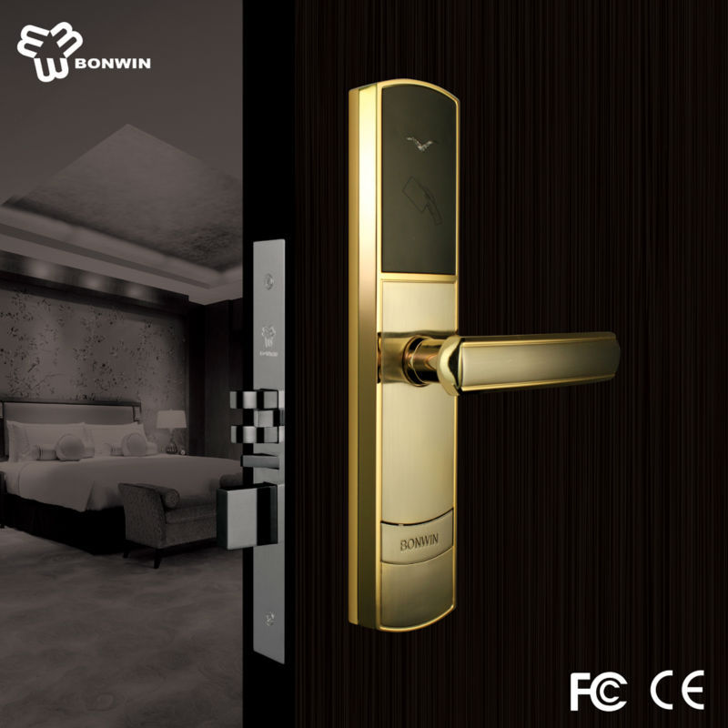high quality classic electric security door locks with timer