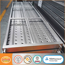caffolding Steel Catwalk for Construction Steel Plank Scaffolding Walk Board