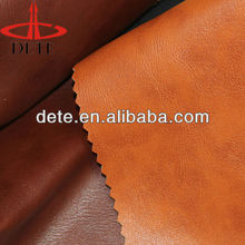 fashion synthetic pattern embossing faux shoes fabric material leather