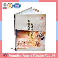 China Supplier Custom Cheap Coloring Hardcover Book Printing Service