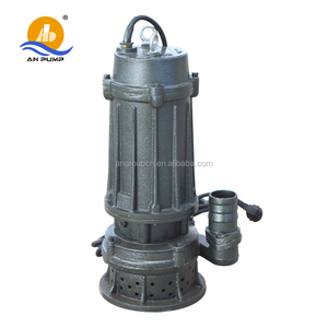 380V 3 phase electrical submersible pump for waste water