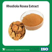 Pure Natural Rosavin Salidroside Rhodiola Rosea Root Powder Extract
