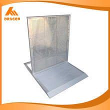 Manufacturer supply aluminum barricade