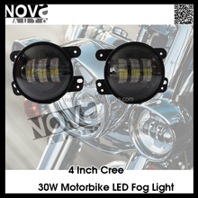 New Products Car Lights Led 4inch 30W Motorcycle Fog Light Led