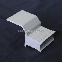 Anodized 6005 aluminum extrusion profiles for windows and doors