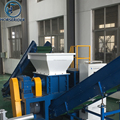 high quality industrial plastic shredders for PP jumbo bags scrap