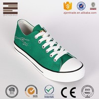 High Quality New Fashion Canvas Shoes Manufacturer