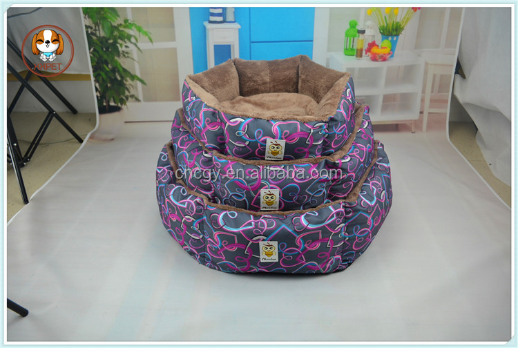 2016 new style hot sale pet dog bed colorful dog bed