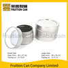 Round Aluminum Air-tighed Lid Tin Can Container Box
