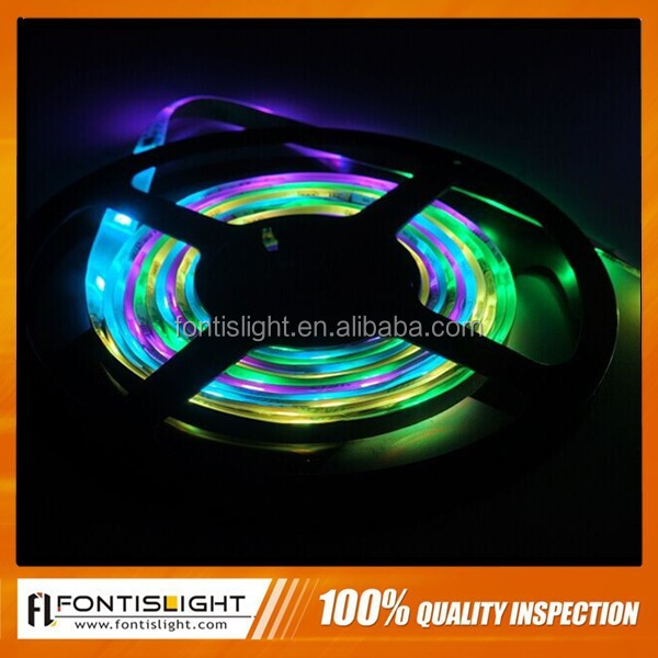 Dream Colour Led Strip 5050 5v/ Programmable Magic Ribbon ws2812/ WS2812B Led Digital Strip