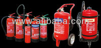 NAFFCO Fire Extinguishers