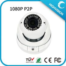 Extremely High Definition 3MP 1080P IP Camera Dome Camera Fixed Lens P2P Mobile Phone Monitoring Onvif2.4