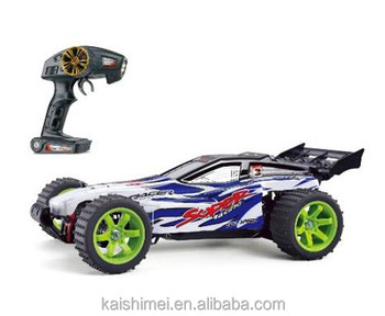 1:16 high-speed R/C racing car gift toys