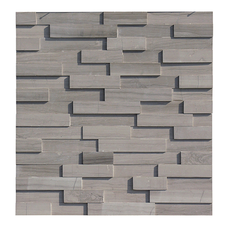 Quality chinese cheap culture stone artificial price marble athens brown tile