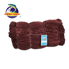 Different size ce / cb / rohs certified nylon polyethylene 6d fishing recycle high strength PE knotless net cast net