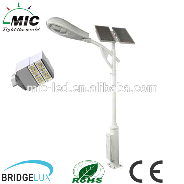 high lumens motion sensor led solar street light with low price