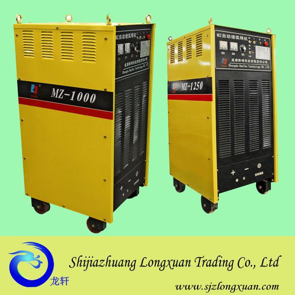 Automatic Submerged ARC Welder MZ-1250 Welding Rectifier with factory price