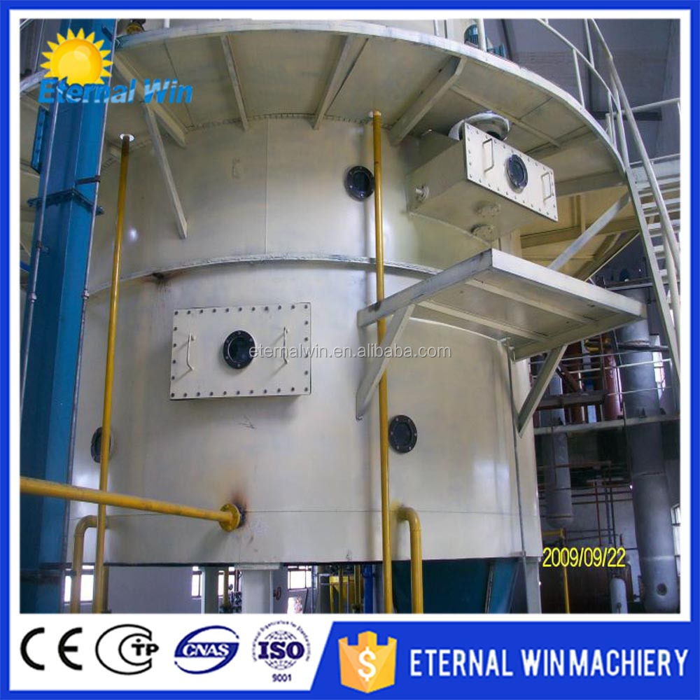 50TPD oil manufacturing oil line edible cooking oil production line