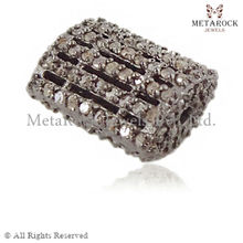 Pave Diamond Finding jewelry making supplies, diamond wheel finding jewelry, jewelry finding beads