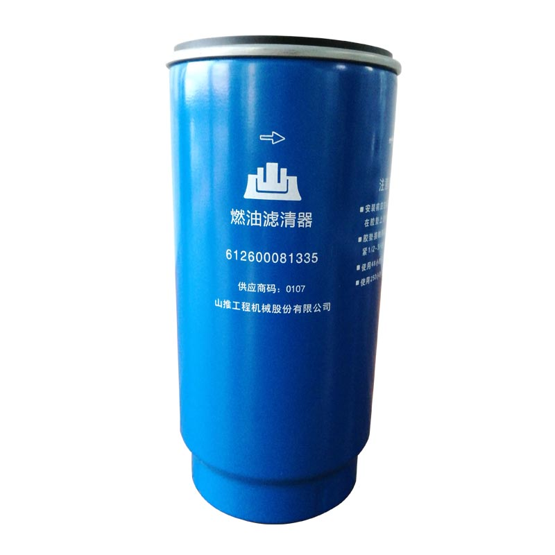 Compatitive Price Engine Oil Filter and Fuel Filter