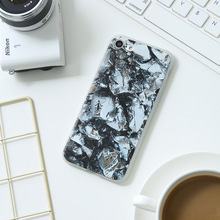 Hot selling marble TPU soft mobile phone case, cell phone case for phone