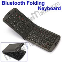 Portable Folding Wireless Bluetooth 3.0 Keyboard for iPhone 4 iPhone 4S iPad 4 iPad2 New iPad