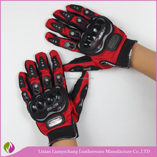 Custom kart racing gloves motoross gloves full finger gloves