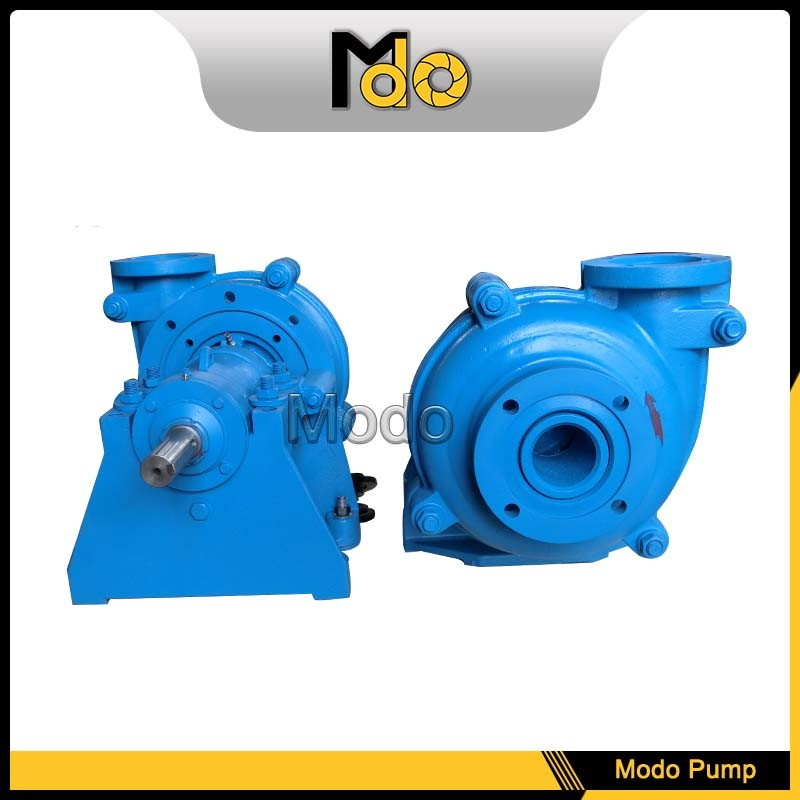 AH Model Corrosion Resistant Motorized Stainless Steel Horizontal Slurry Pump