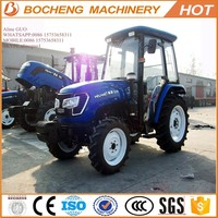 Hot sale factory supply super quality 55hp farm tractor made in china for sale
