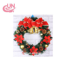 Christmas Garlands Family And Shopping Malls Decoration Doors Christmas Garlands