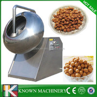 Best flavour fishskin peanut coated machine,peanut coating machine