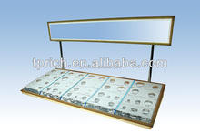 light cosmetic display stand