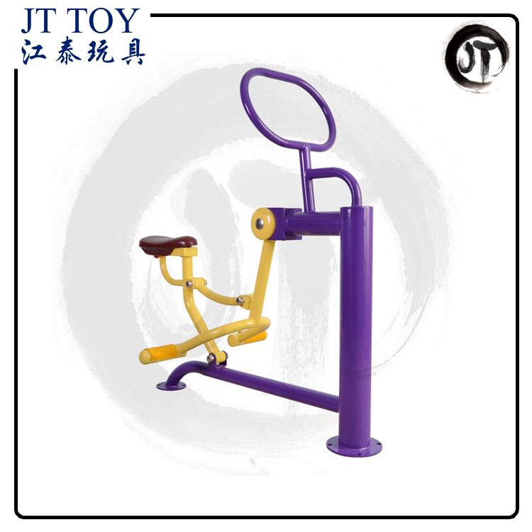 Best selling outdoor exercise fitness gym equipment JT17-6602 New horse riding exercise machine life fitness