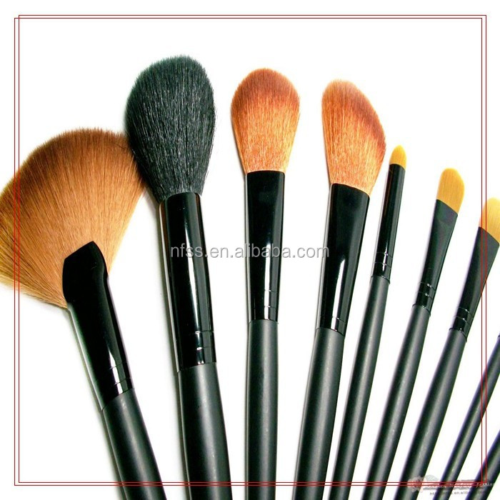 G.R.C18pcs makeup brush set nylon hair professional beauty tools