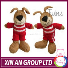 OEM and Customized Plush Toy,free soft toy knitting patterns made in China