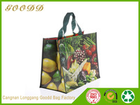 China factory directly custom non woven shopping bags with logos
