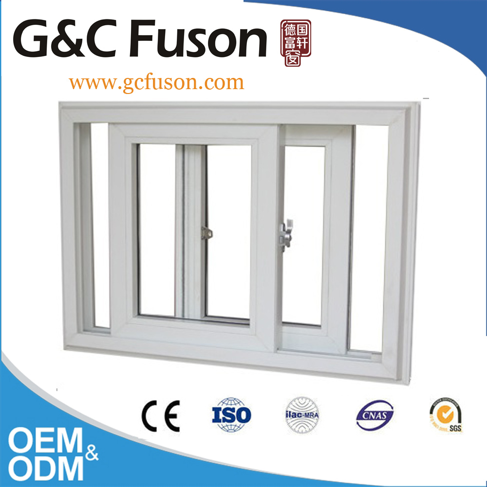 Aluminium Sliding Window with crescent lock for stair