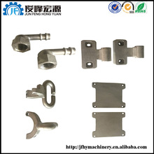 Customized investment casting machinery parts carbon steel lost wax casting with cnc machining