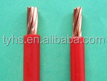 Copper Core PVC Insulated Building Wire/Thw/Tw Wire